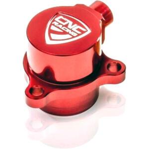 Attuatore frizione per MV Agusta CNC Racing anodizzato rosso
