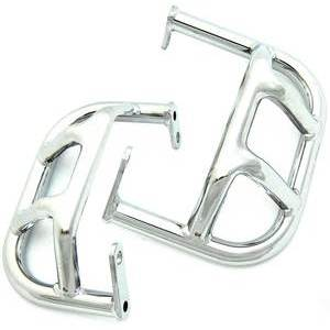 Crash bar Honda CBX 400 F  chrome