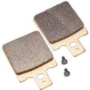 Brake pads Bimota YB 10 rear sintered Ferodo