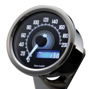 Electronic speedometer Daytona60 200Km/h polish