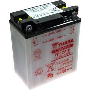 Batteria di accensione Yuasa YB12A-B 12V-12Ah