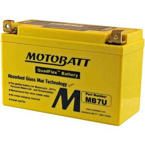 Batteria di accensione Motobatt MB7U 12V-6.5Ah