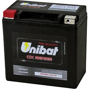 Batteria di accensione Yuasa YTX14H-BS 12V-12Ah