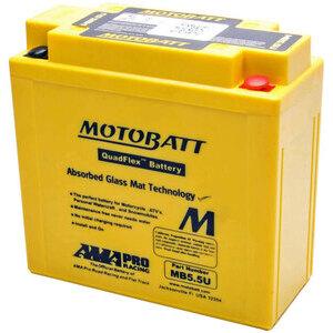 Batteria di accensione Motobatt MB5.5U 12V-7Ah