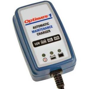 Caricabatterie Tecmate Optimate1 TM400 12V-0.6Ah singolo