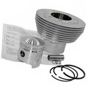 Cylinder and piston kit Moto Guzzi V 7 Special