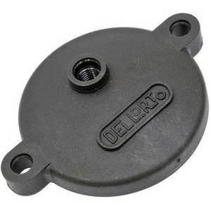 Coperchio carburatori Dell'Orto PHF 30-36 plastica