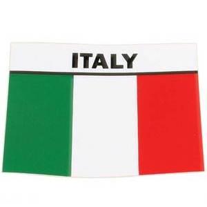 Adesivo Italy 80x55mm
