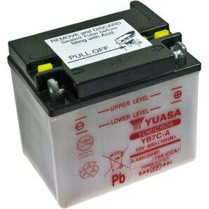 Batteria di accensione Yuasa YB7C-A 12V-8Ah