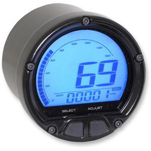Electronic speedometer Koso Modern black