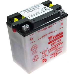 Batteria di accensione Yuasa YB9L-A2 12V-9Ah