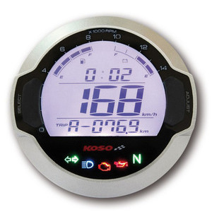 Electronic multifunction gauge Koso Modern