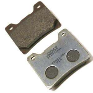 Coppia pasticche freno Ferodo FDB337 Platinum