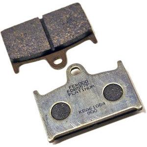 Coppia pasticche freno Ferodo FDB557 Platinum
