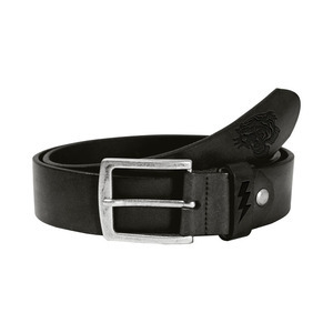 Belt John Doe Signature leather black
