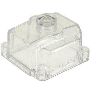 Vaschetta carburatori Dell'Orto PHBG plastica trasparente