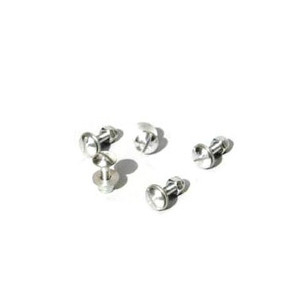 Vite per carenature M4 acciaio inox completo set 10pz