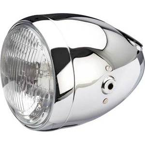Halogen headlight 5.3/4'' Daytona Vintage chrome