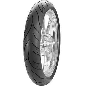 Tire Avon 120/70 - ZR19 (60W) front