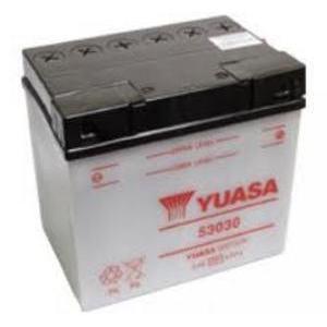 Batteria per Moto Guzzi 850 Le Mans 12V-30Ah standard Yuasa