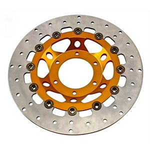 Brake disc Moto Guzzi 850 Le Mans front rotor vented floating ABM