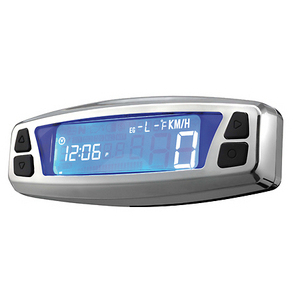 Electronic multifunction gauge Daytona Sport Touring grey