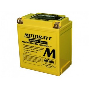 Battery Suzuki GS 500 E sealed Motobatt 12V-14.5Ah
