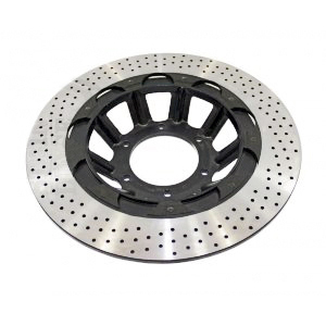 Brake disc Moto Guzzi 850 Le Mans front rotor vented offset high