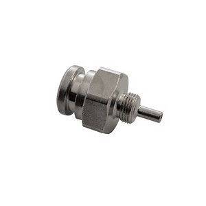 Banjo bolt fitting straight short M10x1 female