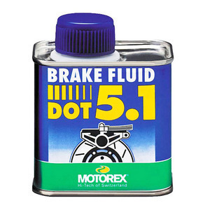 Brake & clutch fluid Motorex DOT 5.1 0.25lt