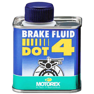 Brake & clutch fluid Motorex DOT 4 0.25lt