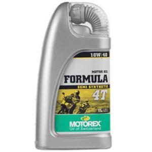 Engine oil 4T Motorex 10W-40 Formula 1lt