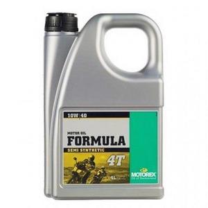 Engine oil 4T Motorex 10W-40 Formula 4lt