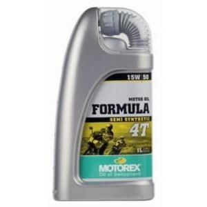 Engine oil 4T Motorex 15W-50 Formula 1lt