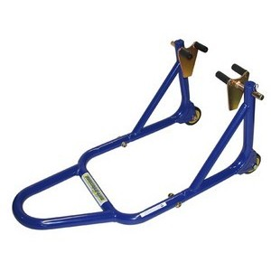 Paddock stand front