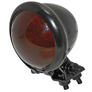 Led tail light Bates black