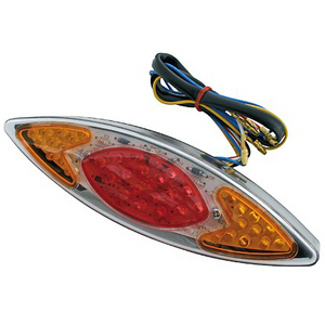 Led tail light with winkers Sport