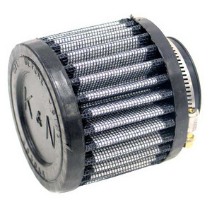 Crankcase vent filter 38mm cilindrical K&N