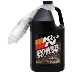 Air filter cleaner K&N 3.8lt