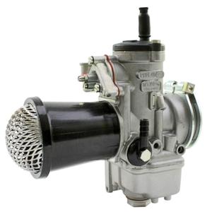 Carburatore Dell'Orto PHM 40 AS 4T con cornetto di aspirazione con rete