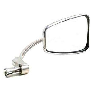 Rearview mirror bar-end Classic chrome