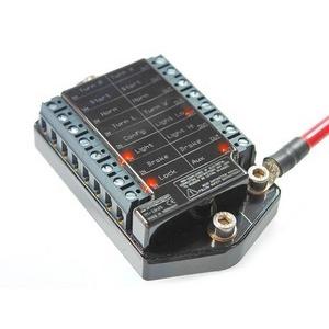 Electronic box Motogadget M-Unit V.2