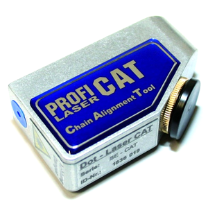 Laser allineamento catena Profi Cat Dot