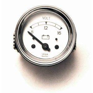 Analog voltmeter 8-16V