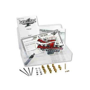 Carburetor tuning kit Kawasaki GPZ 550 Dynojet Stage 1 and 3