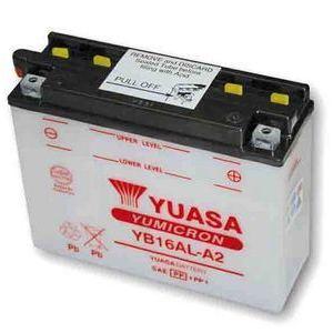 Batteria per Bimota Tesi 851 standard Yuasa 12V-16Ah