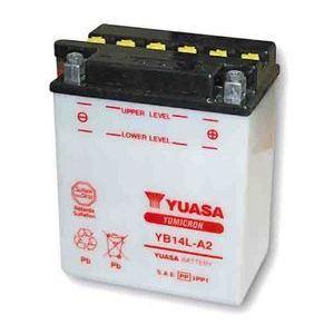 Batteria per Bimota SB 3 standard Yuasa 12V-14Ah