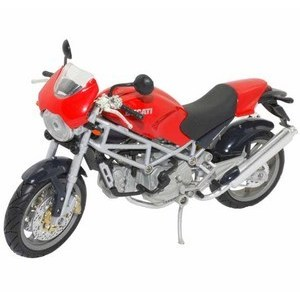 Modellino Ducati Monster S4 1:12