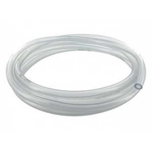 Fuel hose 5x9mm transparent