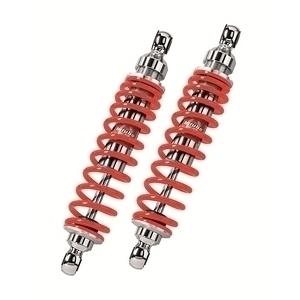Ammortizzatori posteriori Bitubo Comfort WMB 350mm rosso